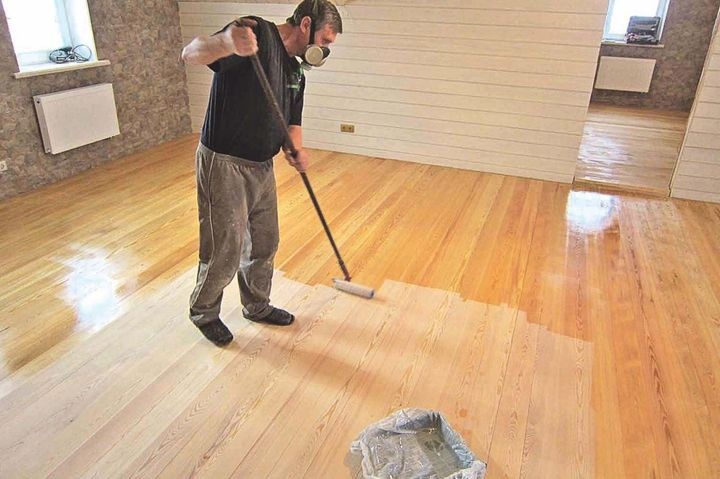 clean and restore hardwood flooring